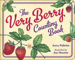 The Very Berry Counting Book cover image