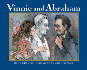 Vinnie and Abraham book cover