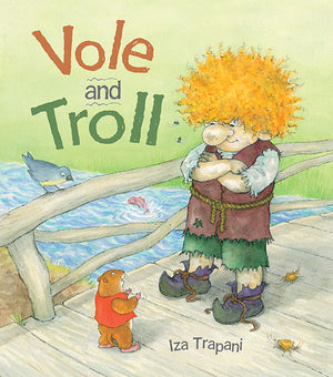 Vole and Troll book cover