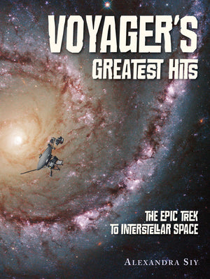 Voyager's Greatest Hits book cover