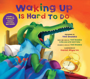 Waking Up Is Hard to Do book cover