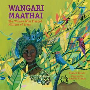 Wangari Maathai book cover