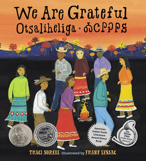 We Are Grateful: Otsaliheliga book cover