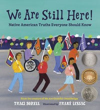 We Are Still Here! book cover image