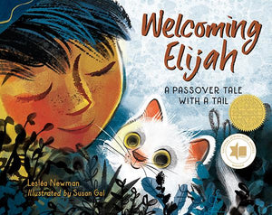 Welcoming Elijah book cover