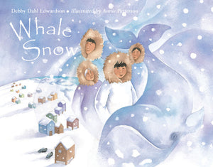 Whale Snow book cover