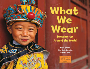 What We Wear book cover