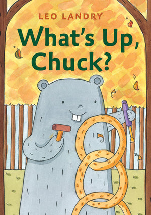 What's Up, Chuck? book cover
