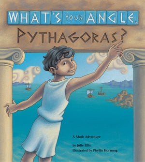 What's Your Angle, Pythagoras? book cover