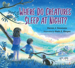 Where Do Creatures Sleep at Night?
