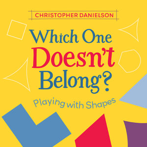 Which One Doesn't Belong? book cover