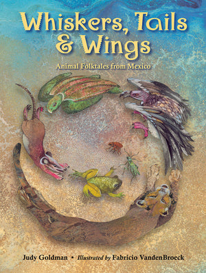 Whiskers, Tails, & Wings book cover
