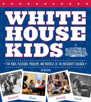 White House Kids book cover