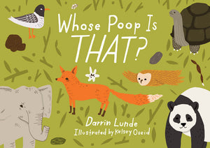 Whose Poop Is That? book cover