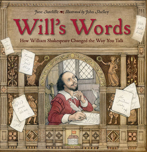 Will's Words book cover