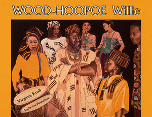Wood-Hoopoe Willie book cover
