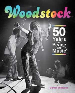Woodstock Book Cover Image