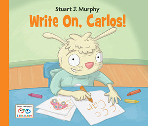 Write On, Carlos! book cover