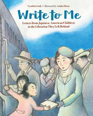 Write to Me book cover