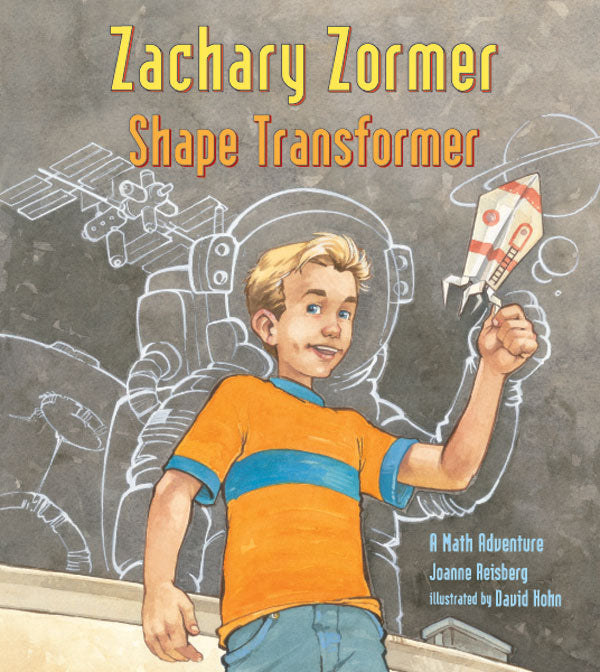 Zachary Zormer: Shape Transformer