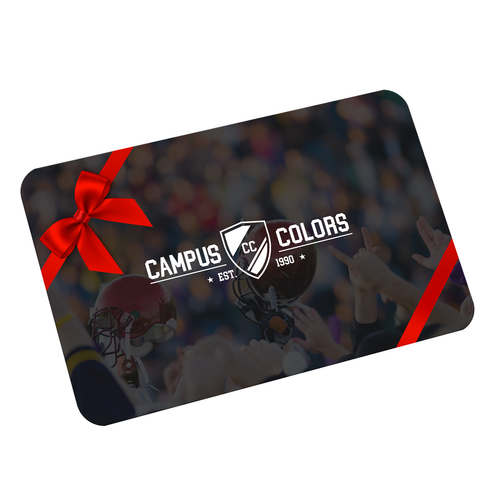 Campus Colors Gift Card