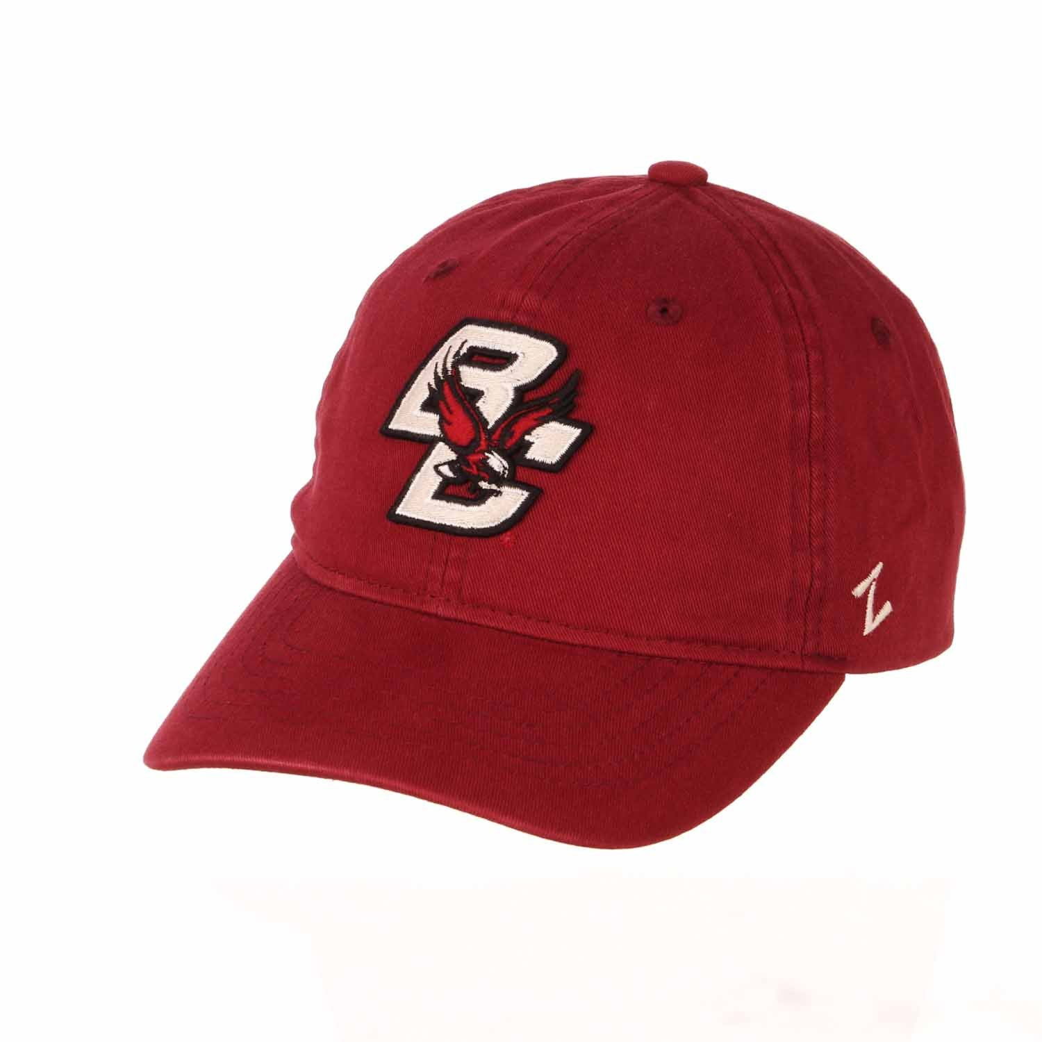 get cheap fashion styles cost charm Adult NCAA All-American Relaxed Adjustable Hat (Boston College ...