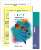 Inventory of Drug-Taking Situations (IDTS): Sample Pack