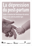 La dépression du post-partum