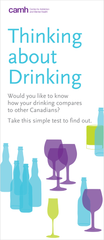 Thinking about Drinking|J'évalue ma consommation d'alcool