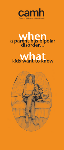 When a Parent Has Bipolar Disorder… What Kids Want to Know|Ce que les enfants veulent savoir lorsqu'un de leurs parents a un trouble bipolaire