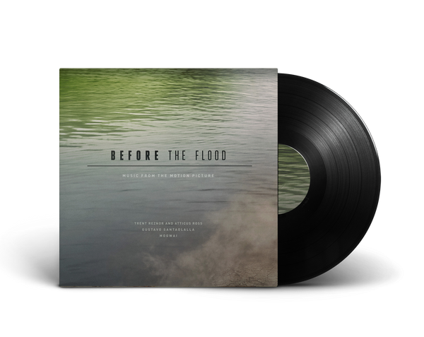 BEFORE THE FLOOD OST<br/><span>3XLP  + HI RES DIGITAL</span> - Nine Inch Nails