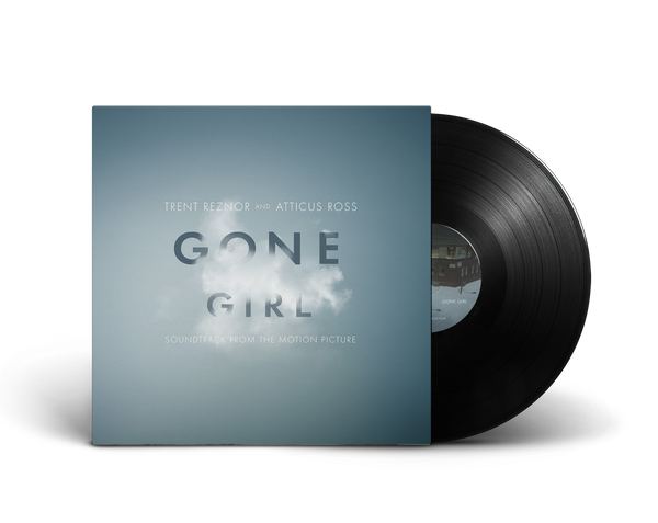 Gone Girl OST <br/><span>2XLP + HI RES DIGITAL</span> - Nine Inch Nails  - 1