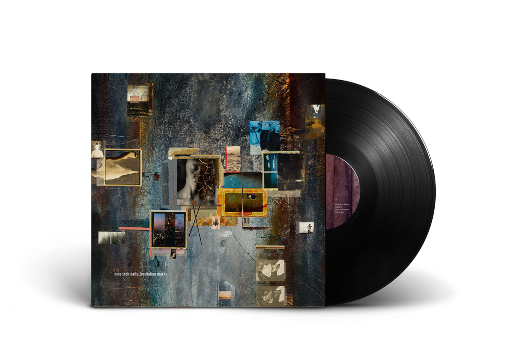 HESITATION MARKS <br/><span>ORIGINAL 2013 PRESSING<br/> 2XLP  + HI RES DIGITAL</span> - Nine Inch Nails  - 2