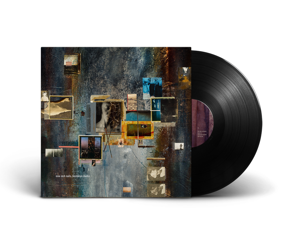 HESITATION MARKS <br/><span>ORIGINAL 2013 PRESSING<br/> 2XLP  + HI RES DIGITAL</span> - Nine Inch Nails  - 1