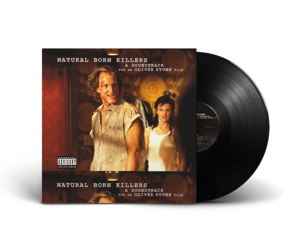 NATURAL BORN KILLERS OST <br/><span>2016 PRESSING <br/>2XLP  + HI RES DIGITAL</span> - Nine Inch Nails  - 1
