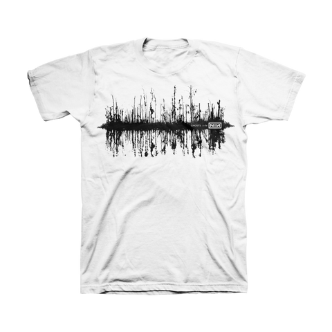 Ghost Trees Tee - Nine Inch Nails
