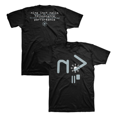 Dissonance Tee - Nine Inch Nails  - 1