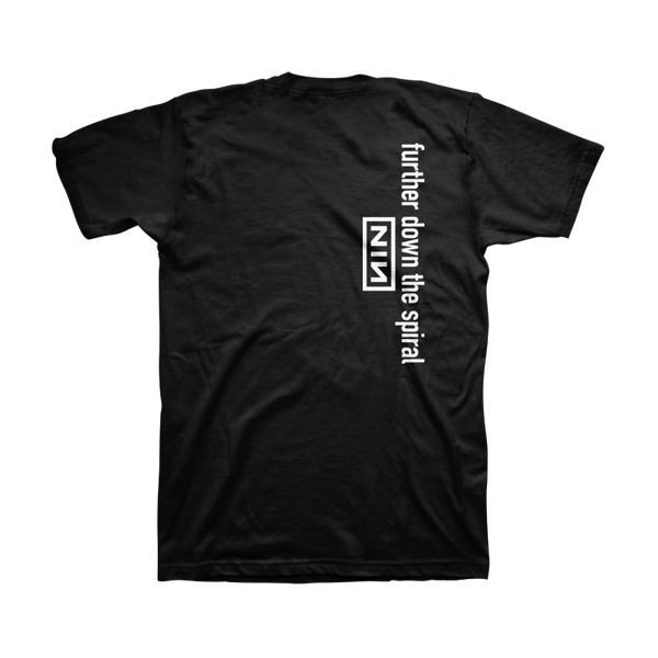 Further Down the Spiral Tee - Nine Inch Nails  - 3