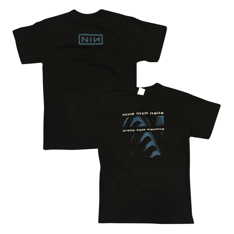 Pretty Hate Machine Tee - Nine Inch Nails  - 1