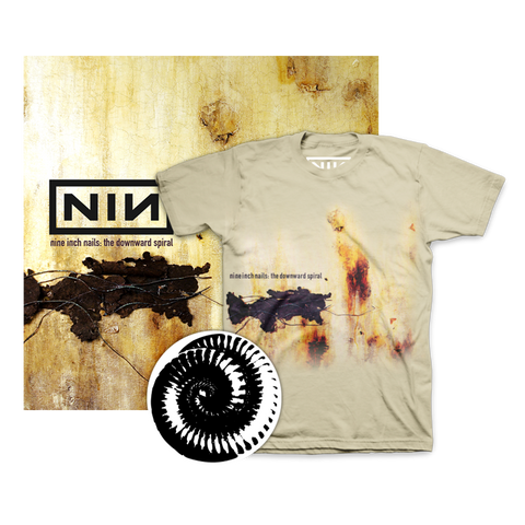The Downward Spiral Bundle - Nine Inch Nails