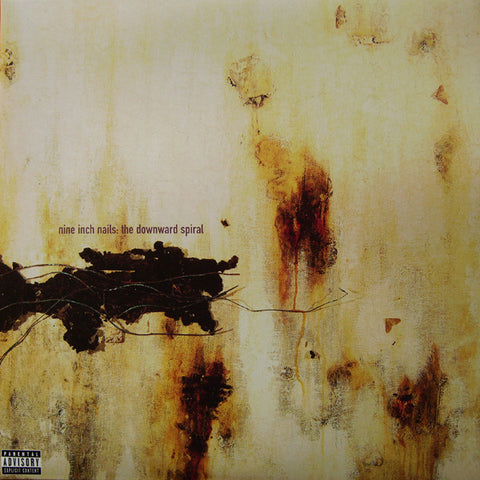 The Downward Spiral Vinyl (Reissue) - Nine Inch Nails  - 1