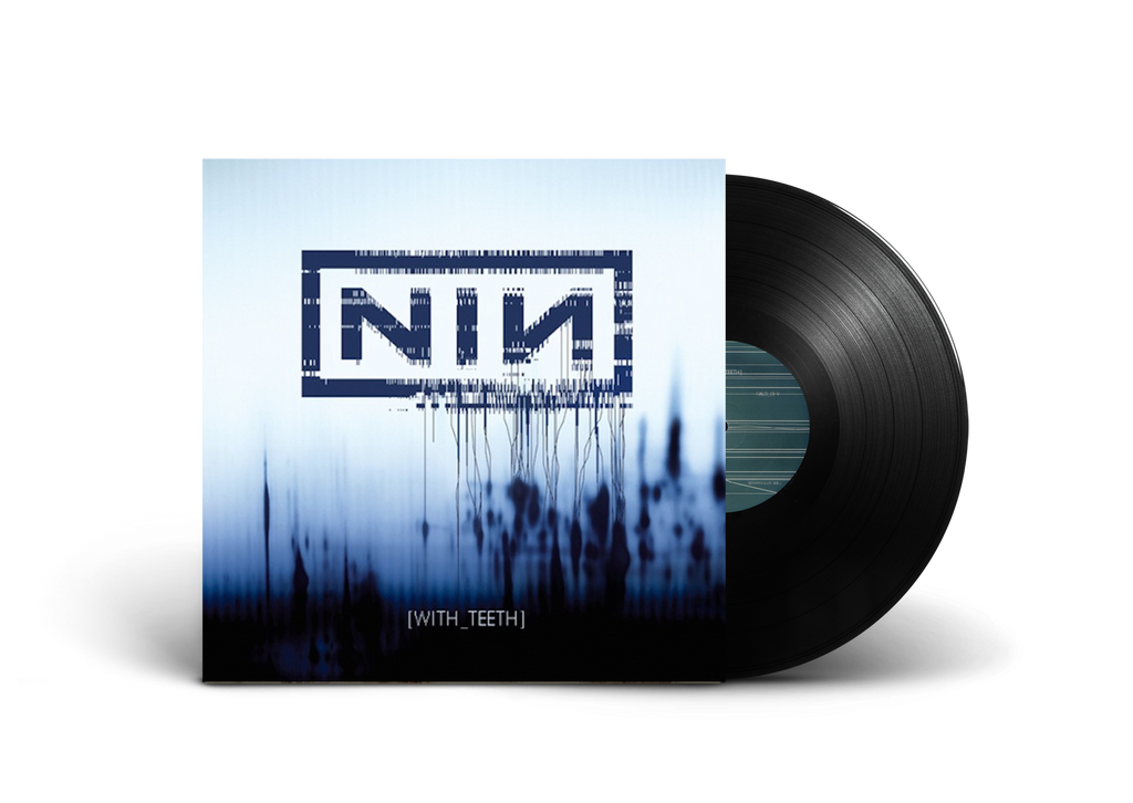 With Teeth Vinyl <br/><span>2017 Definitive Edition<br/>2XLP</span> - Nine Inch Nails  - 2