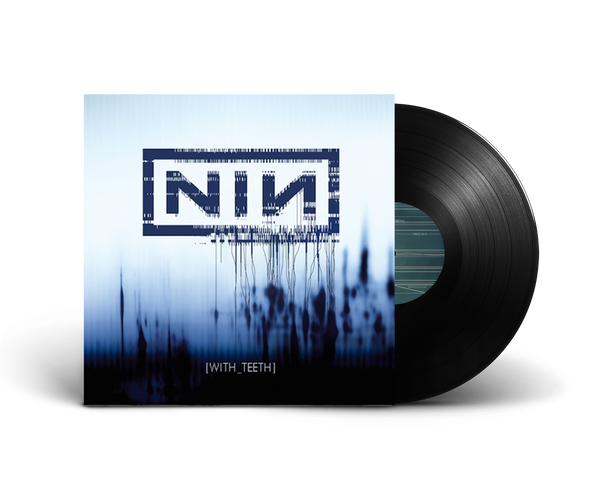 With Teeth Vinyl <br/><span>2017 Definitive Edition<br/>2XLP</span> - Nine Inch Nails  - 1