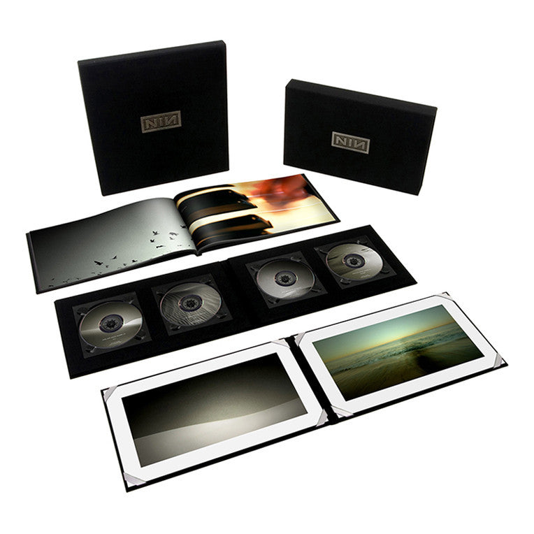GHOSTS LIMITED EDITION - Nine Inch Nails