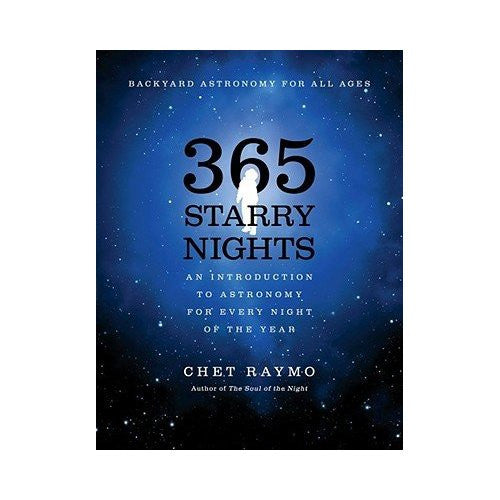 365 Starry Nights: an Introduction to Astronomy