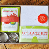 Plantable Collage Card Kit