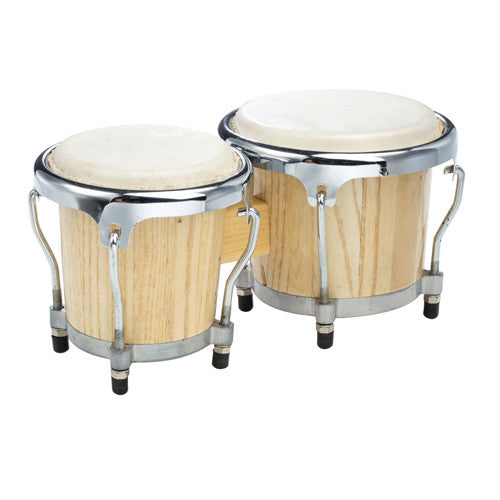 DIY Bongo Drums Set