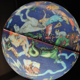 Illuminated Constellation Globe