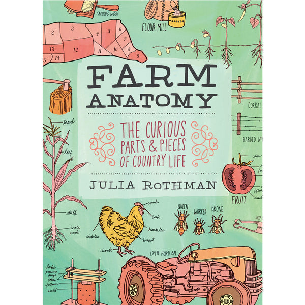 Farm Anatomy: The Curious Parts and Pieces of Country Life
