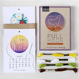 2018 Full Moon Calendar Kit